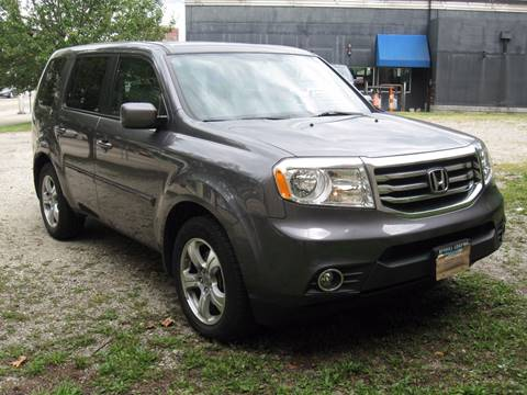 2015 Honda Pilot for sale at Burhill Leasing Corp. in Dayton OH