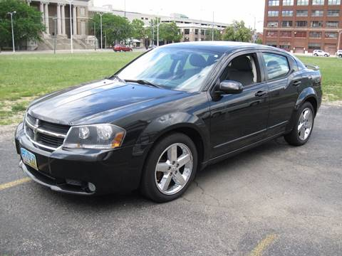 2008 Dodge Avenger for sale at Burhill Leasing Corp. in Dayton OH
