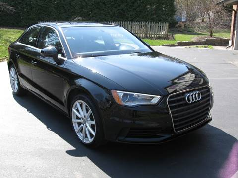 2015 Audi A3 for sale at Burhill Leasing Corp. in Dayton OH