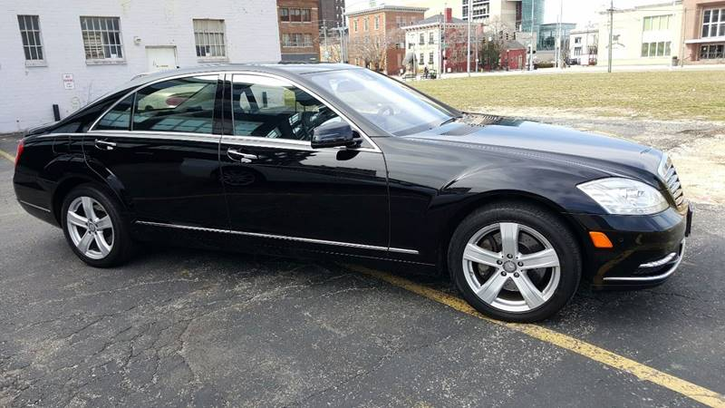 2013 Mercedes-Benz S-Class for sale at Burhill Leasing Corp. in Dayton OH