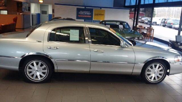 2007 Lincoln Town Car Signature Limited In Dayton Oh Burhill