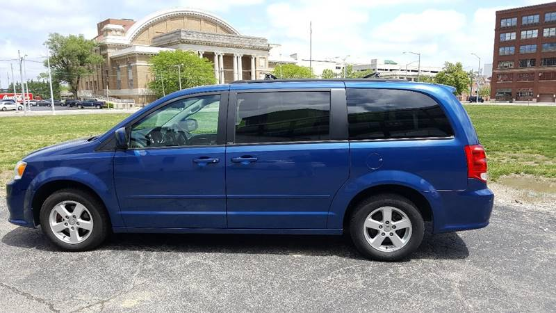 2011 Dodge Grand Caravan for sale at Burhill Leasing Corp. in Dayton OH