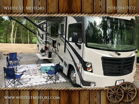 2016 Ford Motorhome Chassis for sale in Haverhill, MA