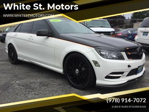 White St  Motors - Used Cars - Haverhill MA Dealer