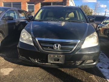 2007 Honda Odyssey for sale in Dedham, MA