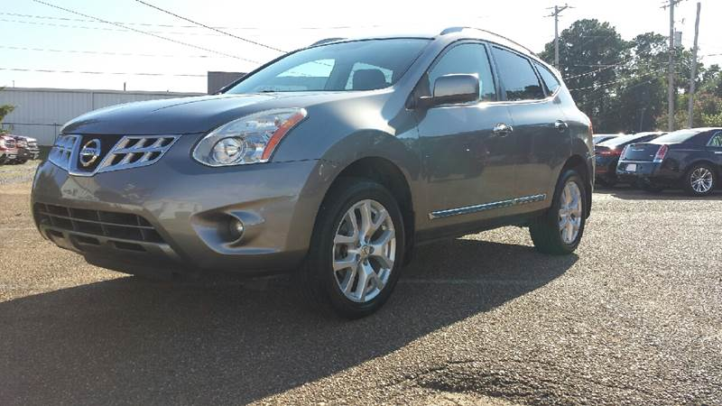 2011 Nissan Rogue AWD S 4dr Crossover In Byram MS  Tommy Rice Motors