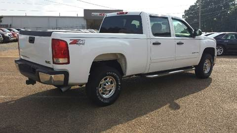 2009 GMC Sierra 2500HD for sale in Byram, MS