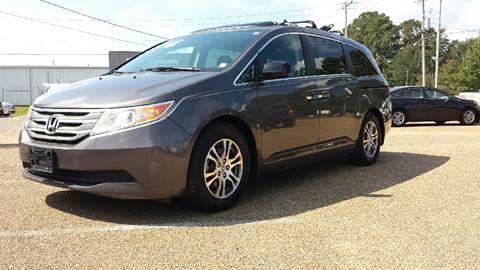 2012 Honda Odyssey for sale in Byram, MS