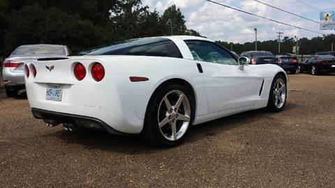 2005 Chevrolet Corvette for sale in Byram, MS
