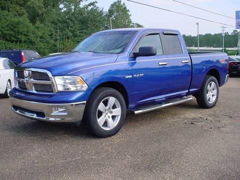 2010 Dodge Ram Pickup 1500 for sale in Byram, MS
