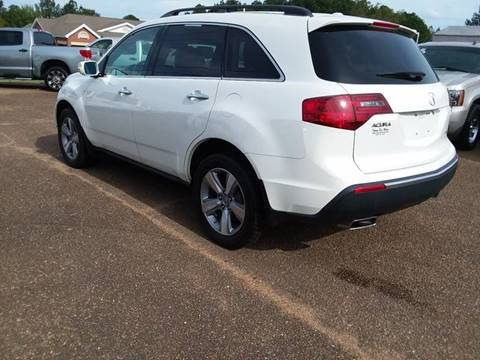 2012 Acura MDX for sale in Byram, MS
