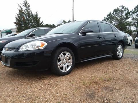 2014 Chevrolet Impala Limited for sale in Byram, MS