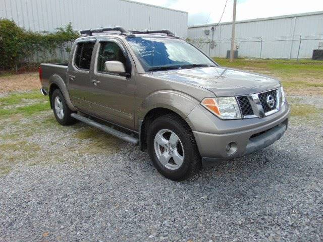 2006 Nissan Frontier   Byram MS
