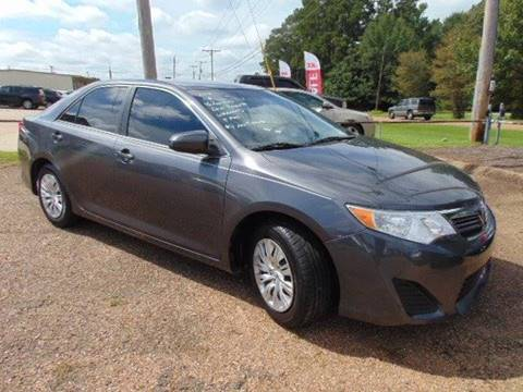 2014 Toyota Camry for sale in Byram, MS
