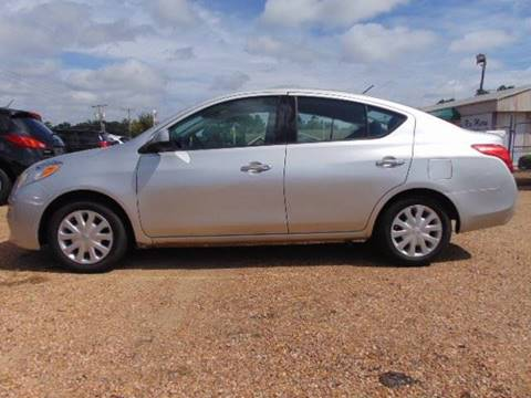 2014 Nissan Versa for sale in Byram, MS