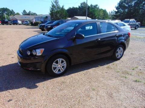 2013 Chevrolet Sonic for sale in Byram, MS