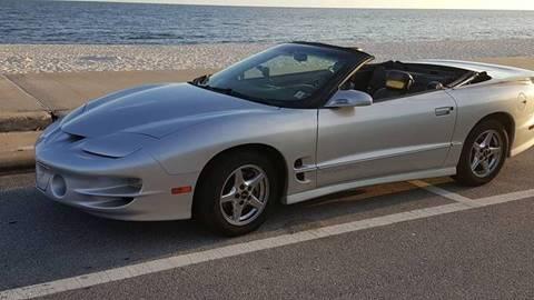 2002 Pontiac Firebird for sale in Byram, MS