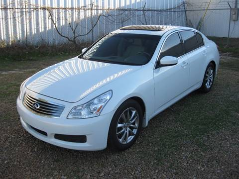 2009 Infiniti G37 Sedan for sale in Byram, MS