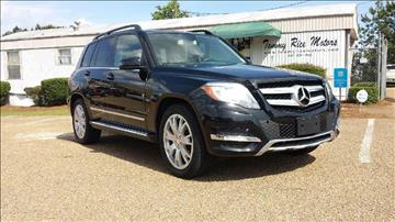 2013 Mercedes-Benz GLK for sale in Byram, MS