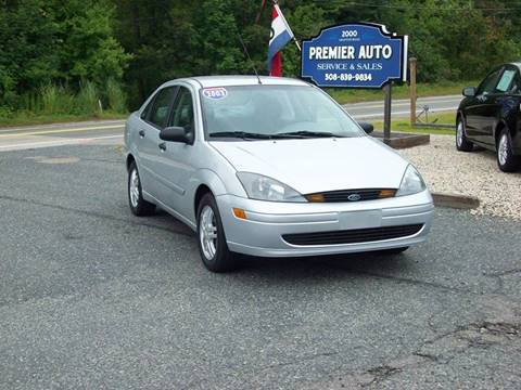 2003 Ford Focus for sale in Millbury, MA