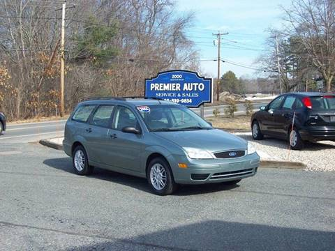 2006 Ford Focus for sale in Millbury, MA