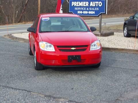 2007 Chevrolet Cobalt for sale in Millbury, MA