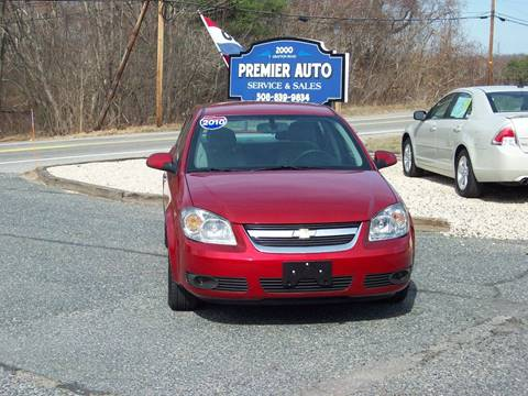 2010 Chevrolet Cobalt for sale at PREMIER AUTO SALES in Millbury MA