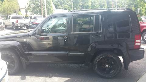 2012 Jeep Liberty for sale in Lee, MA