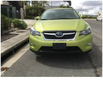 2014 Subaru Crosstrek for sale in San Diego, CA