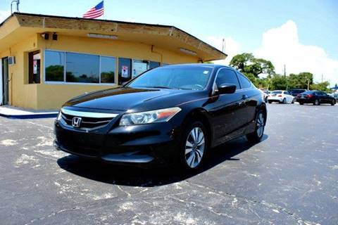 2011 Honda Accord for sale in Miramar, FL