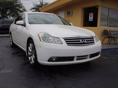 2007 Infiniti M35 for sale in Miramar, FL