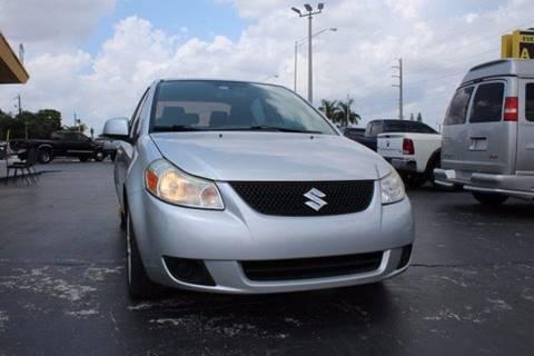2011 Suzuki SX4 for sale in Miramar, FL