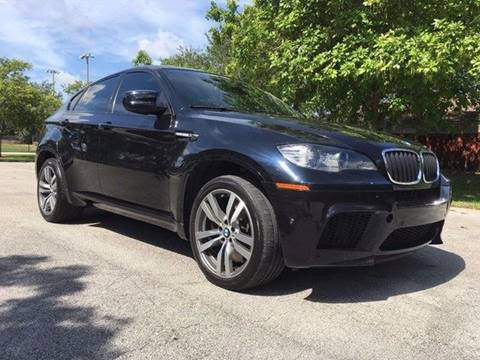 2012 BMW X6 M for sale in Miramar, FL