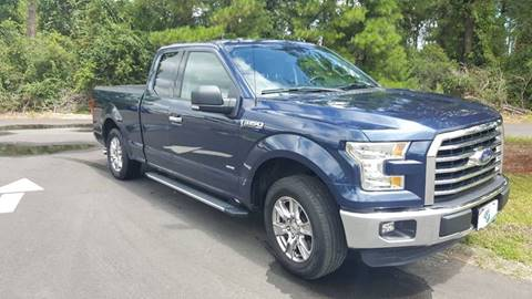 2015 Ford F-150 for sale in Myrtle Beach, SC
