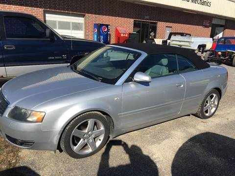 2005 Audi A4 for sale in Myrtle Beach, SC