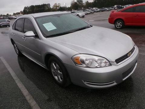 2011 Chevrolet Impala for sale in Myrtle Beach SC
