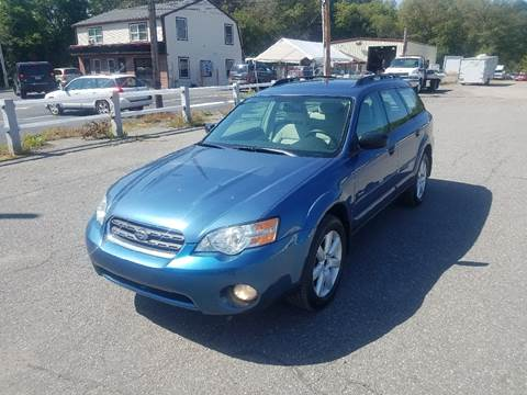 2007 Subaru Outback for sale in Rowley, MA