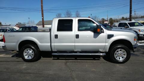2008 Ford F-250 Super Duty for sale in Rowley, MA