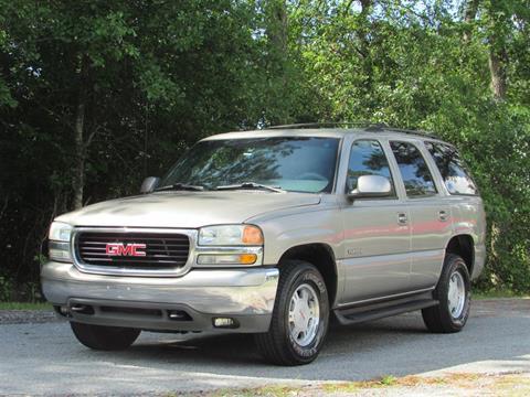 2002 GMC Yukon for sale in Bloomingdale, GA