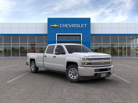 2019 Chevrolet Silverado 2500HD for sale in Denver City, TX