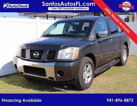 2006 Nissan Armada for sale in Bradenton, FL