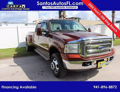2005 Ford F-350 Super Duty for sale in Bradenton, FL