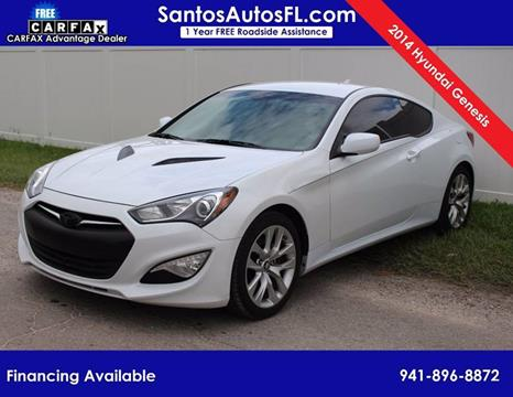 2014 Hyundai Genesis Coupe for sale in Bradenton, FL