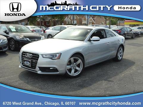 2013 Audi A5 for sale in Chicago, IL