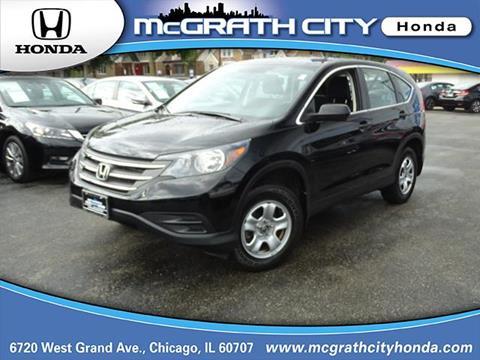 2014 Honda CR-V for sale in Chicago, IL