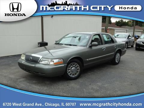 2003 Mercury Grand Marquis for sale in Chicago, IL