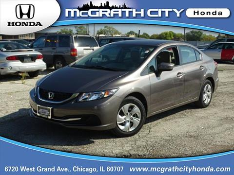 2014 Honda Civic for sale in Chicago, IL