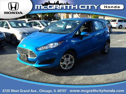 2014 Ford Fiesta for sale in Chicago, IL