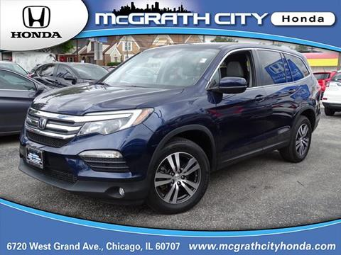 2016 Honda Pilot for sale in Chicago, IL