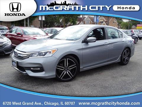 2017 Honda Accord for sale in Chicago, IL